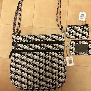 Vera Bradley Triple Zip Bag & MORE!